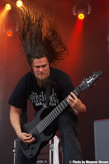 THE MESHUGGAH GUITARCHIVE | Al Hunter's Tech Blog